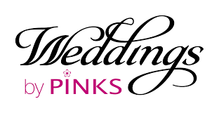 wedding wishes logo your wedding pinks florists