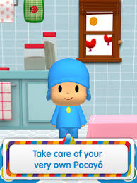 talking pocoyo 2 android apps google play