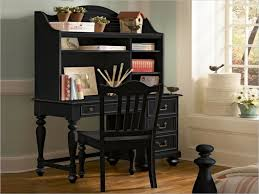 Computer Desks With Hutch by Various Design Black Desk With Hutch U2014 All Home Ideas And Decor