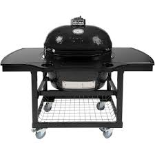 primo ceramic charcoal kamado grill oval lg 300 w 1 piece