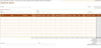 Monthly Expense Report Template Excel 6 Ap And Expense Reports Govcon Accountants
