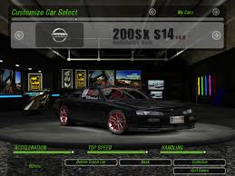 nissan maxima top speed need for speed underground 2 cars by nissan page 4 nfscars