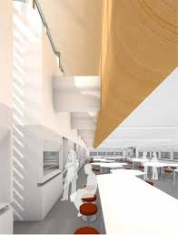 Teaching Interior Design by Tinbergen Building For Department Of Chemistry
