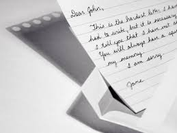 Letter For Him With A Broken Heart Free Breakup Letters