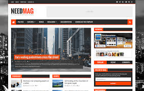 how to setup need mag blogger template sora blogging tips