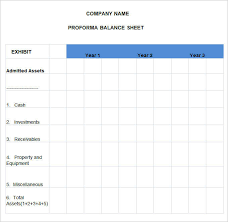 Pro Forma Financial Statements Excel Template 100 Accounting Sheet Template Handmade Bookkeeping
