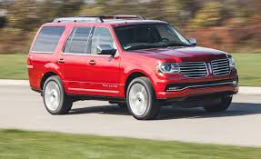 Lincoln Navigator 2015 Interior 2015 Lincoln Navigator Test U2013 Review U2013 Car And Driver
