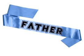 father baby shower sash simply sashes