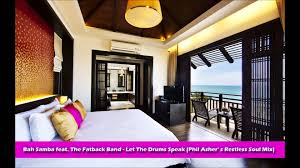 Bedroom Band Bah Samba Feat The Fatback Band Let The Drums Speak Phil
