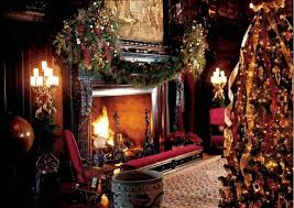 Elegant Christmas Tree Decorating Ideas 2013 by Biltmore Holiday Christmas Decorating Ideas Living Room Library
