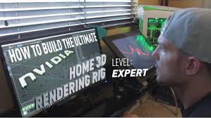 geforce garage how to build the ultimate home 3d rendering rig