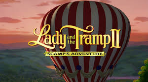 images lady tramp ii scamp u0027s adventure 10000