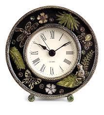 desk clock amazon com imax 2594 jeweled desk clock home kitchen