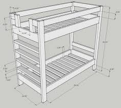 99 bunk bed measurements interior design master bedroom