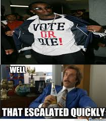 Funny Voting Memes - vote memes best collection of funny vote pictures