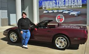 where is the national corvette museum located ruby 2 corvette owner donates 40th anniversary car to replace