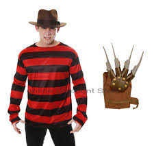 Freddy Halloween Costumes Freddy Krueger Costume Ebay