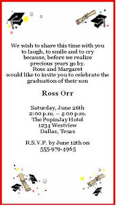 grad party invitations graduation party invitation
