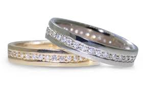 eternity wedding bands cm eternity wedding band with white diamonds chinchar maloney