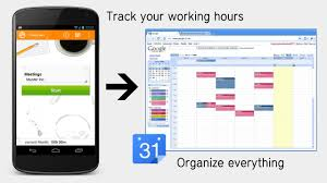 timesheet calendar exporter android apps on google play