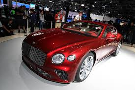 bentley releases a two tone all new bentley continental gt myautoworld com