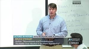 1870s moonshine wars appalachia oct 12 2016 video c span org