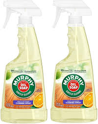 how to clean oak cabinets with murphy s murphy multi use wood cleaner spray with orange 22 oz 2 pk
