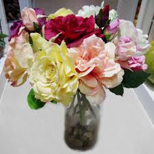 Artificial Flowers Home Decor by Supply Artificial Flowers Silk Flowers Artificial Flowers