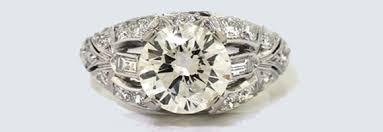 engagement rings san diego estate jewelry jessop jeweler of san diego ca
