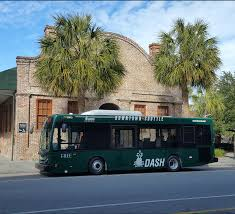 Charleston Trolley Map Charleston Sc Carta Gets A New Addition For A New Year