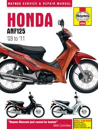 honda haynes manuals