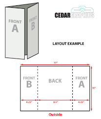 adobe indesign tri fold brochure template parallel fold brochure template bbapowers info