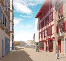 Trambus Pays Basque Tram Bus Sur Bayonne Anglet Et Biarritz Bureau De Change Bayonne