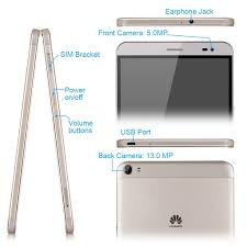 huawei mediapad x2 ltps 7 inch android 5 0 4g unlocked phablet