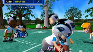 backyard football gamecube gameplay youtube