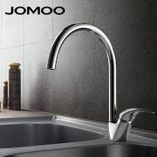 wholesale kitchen faucets 2018 wholesale jomoo brass kitchen faucet sink mixertap cold and