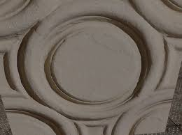 second marketplace ornamental plaster ceiling panel formal