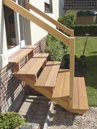 treppe selbst bauen ausentreppe aus holz selber bauen patrial within tolle treppe