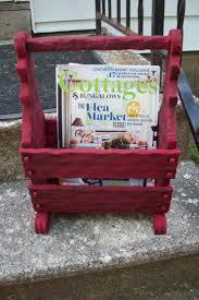 the 25 best rustic magazine racks ideas on pinterest magazine