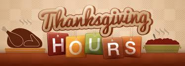 thanksgiving hours rosewood chiropractic and
