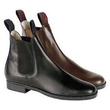 s jodhpur boots uk adults loveson grosvenor leather jodhpur boots black size 3