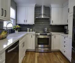 the counters backsplash and cabinet stain basement kitchendiy eye full size of kitchen backsplash regarding beautiful diy budget backsplash project how tos
