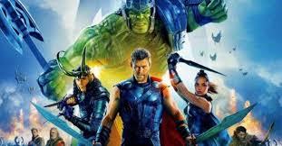 Thor Ragnarok Thor Ragnarok Reaches 100 Million In China