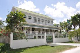 What Is A Colonial House Great Houses Explore Guyana