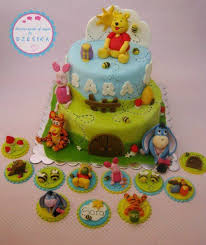 77 best cake winnie the pooh images on pinterest cakes disney