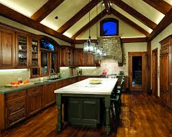 Kitchen Island Designs Ideas by Timber Home Kitchen Island Design Ideas