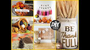 40 best diy thanksgiving decorations for fall home decor 2017