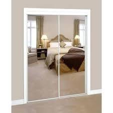 Mirrored Bifold Closet Doors Home Depot Mirror Closet Door Mirrored Closet Sliding Doors Mirror Bifold