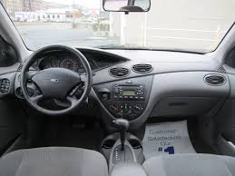 Ford Focus 1999 Interior What Modern Affordable Car Has The Best Interior Cars