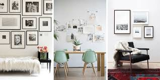 best gallery walls photo wall art creative ways to display your photos